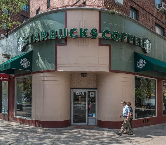 Parkchester Starbucks